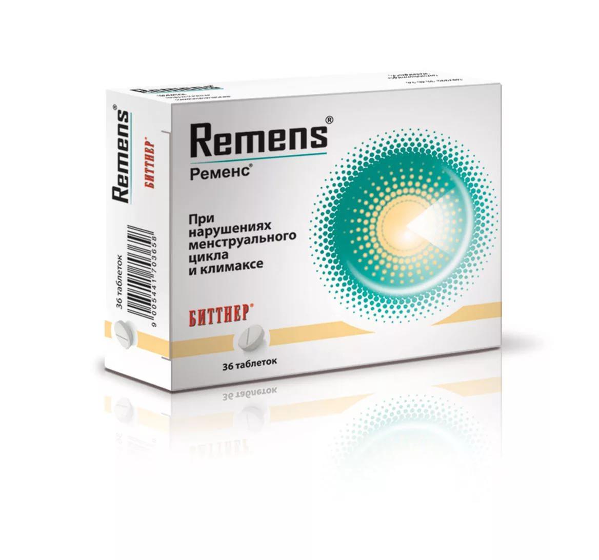 препарат Ременс